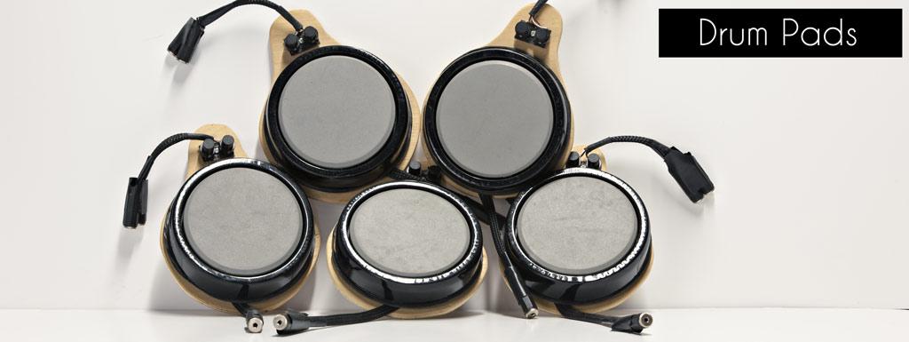 Drum pads