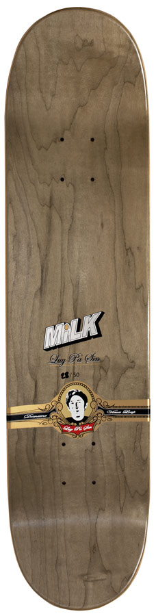 milk board